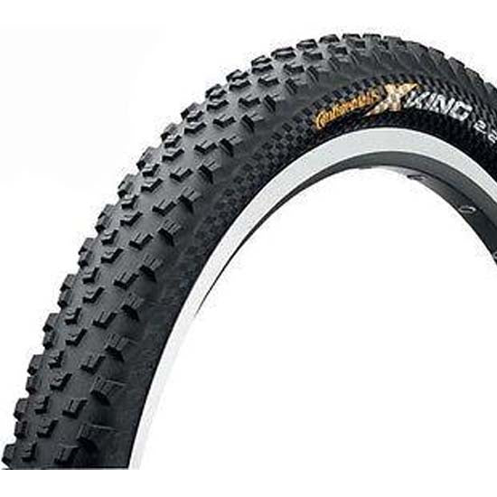 "Continental X-King Folding MTB Bicycle Bike XC Tyre Tyres 26"" x 2.2 XKing"