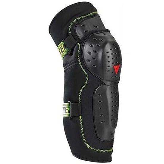 Dainese Oak Knee Pads Guards Hard Short Body Armour MTB Enduro Bicycle Bike