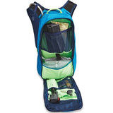 Dakine Drafter Hydration Pack Backpack Rucksack MTB Bicycle Bike Cycle 3L Blue Rock