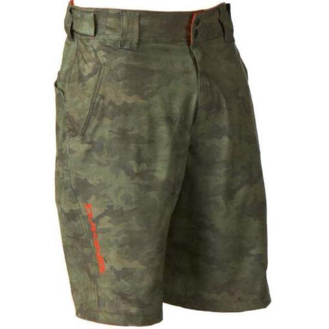 Dakine Pace Lightweight MTB Bike Trail Shorts Timber Camo Pattern - Medium