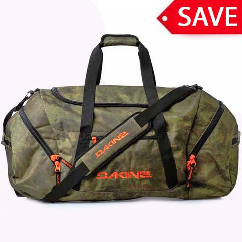 Dakine Rider Duffle Holdall Gear Kit Bag Mountain Bike MTB Sports Timber