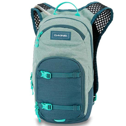 Dakine Session Women's Girls Hydration Pack Backpack Rucksack MTB Bike Bicycle 2L Lichen