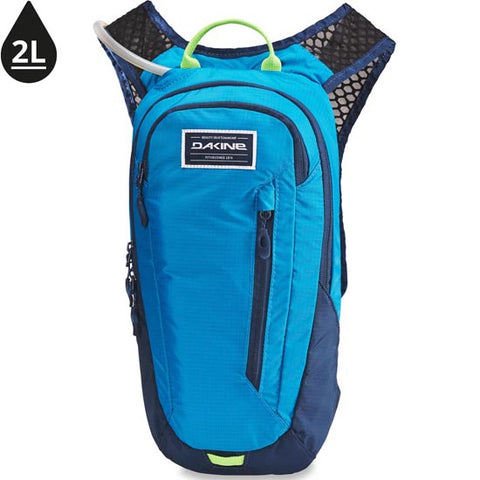 Dakine Shuttle 2L Hydration Backpack Ruckack Cycle Cycling Mountain Bike MTB  Blue Rock