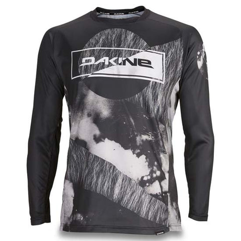 DAKINE THRILLIUM SHORT SLEEVE JERSEY MOUNTAIN BIKING CYCLING TOP MIDNIGHT BLUE