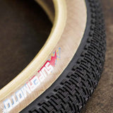 "DMR Supermoto Tyre 24"" x 2.1"" Mountain Bike MTB Street Dirt Jump Tan Wall"