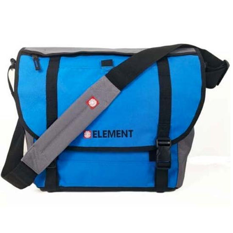 "Element MOH V2 15"" Laptop Computer Messenger Dispatch Shoulder Bag College Blue"