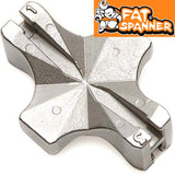 Fat Spanner Mountain Bike MTB Bicycle Wheel Spoke Key Tool Wrench