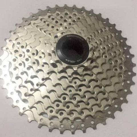 9 speed Mountain Bike MTB Cassette 11-40T Wide Ratio Shimano SRAM Compatible 9sp