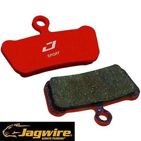 Jagwire Semi Metallic Disc Brake Pads SRAM AVID X0 Guide Ultimate Trail