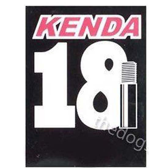 "Kenda Inner Tubes 18"" inch Cycle Bike Bicycle Tube"