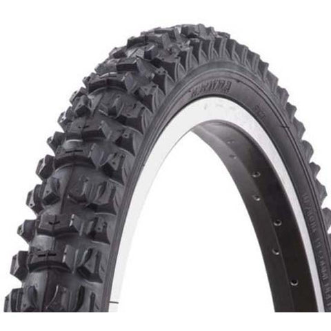 "Kenda 24"" x 1.95 Knobbly Mountain Bike MTB Bicycle Tyre 24 inch"