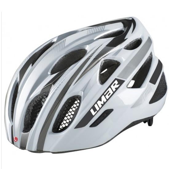 Limar 555 Road Racing Bike Bicycle Helmet White