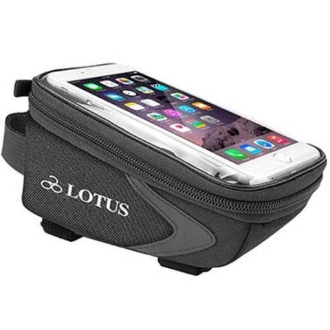 Mountain Bike MTB Bicycle Mobile Phone Top Tube Frame Case Bag (0.6L)