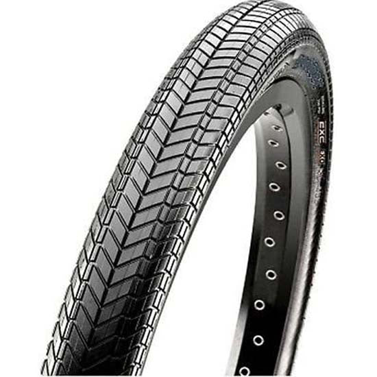 "Maxxis Grifter EXO Cut Resistant Side Protection Street BMX Tyre 20"" x 2.1"