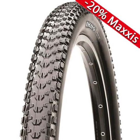 "Maxxis Ikon 27.5"" x 2.2 XC Cross Country Kevlar Folding 60/62A MTB Tyre 650B"