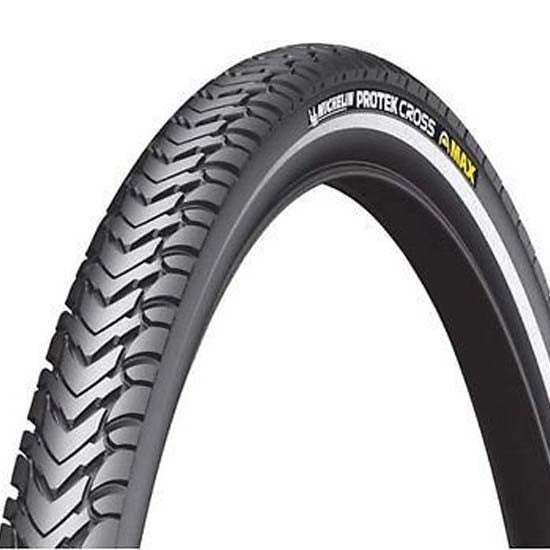 Michelin Protek Cross Max 5mm Puncture Protection Hybrid Touring Tyre 700C x 35