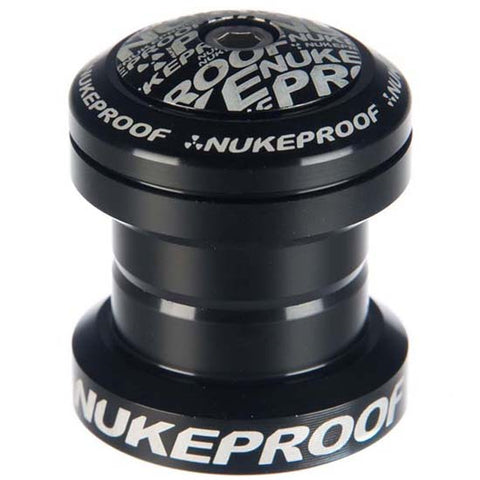 "Nukeproof Warhead Sealed Bearings Headset 1.1/8"" MTB Bicycle Bike 34EESS Black"