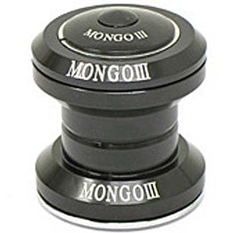 "Onza Mongo III Sealed Bearing 1.1/8"" Headset Mountain Bike MTB Bicycle Black"