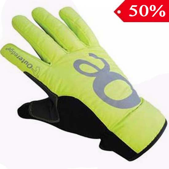 Aerotex Waterproof Winter Mountain Bike MTB Bicycle Cycle Cycling Gloves High Visibility
