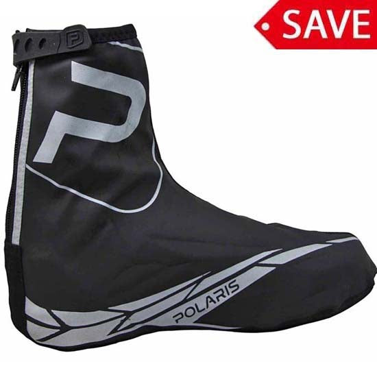 Polaris Evolution Waterproof Overshoes MTB Bicycle Cycling Cycle Bike
