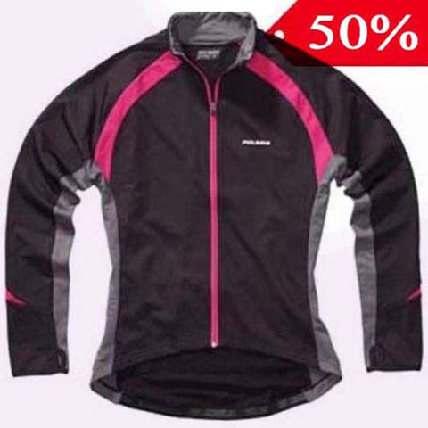 Polaris MICA Windproof Ladies Womens Cycle Cycling Bike MTB Shirt Top Jersey