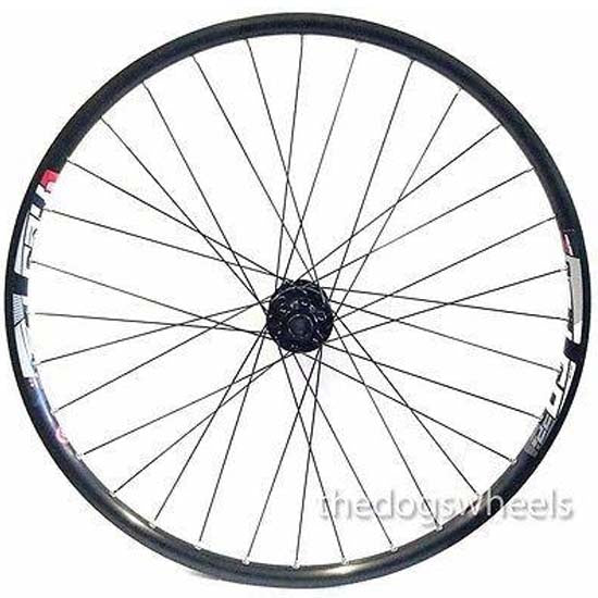 "29"" Mountain Bike MTB Front Disc Wheel QR Quick Release Formula Hub Mach 1 Rim"