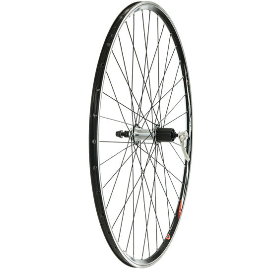 Shimano Tiagra 700c Road Racing Bike Rear Wheel 10 / 11 speed Mach 1 CFX Rim QR