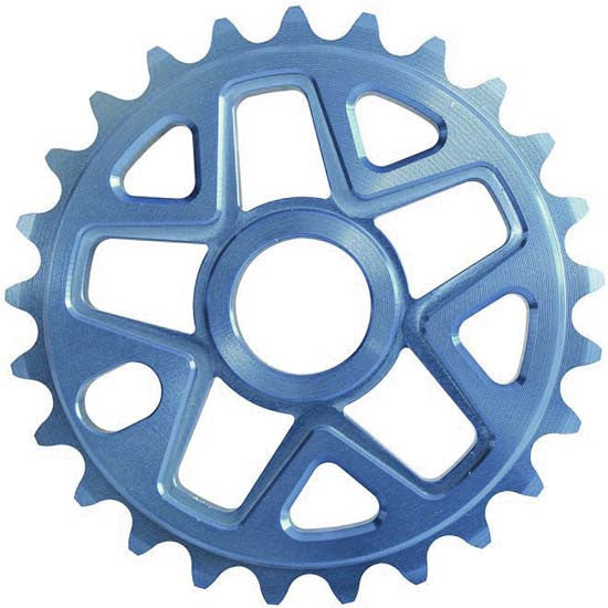 Savage BMX Bike Bicycle 28T Chainring Blue 28 Teeth Tooth Chain Ring