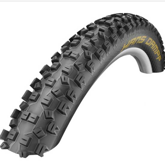 "Schwalbe Hans Dampf Folding Dual Compound Tyre Mountain Bike MTB 26"" x 2.35"
