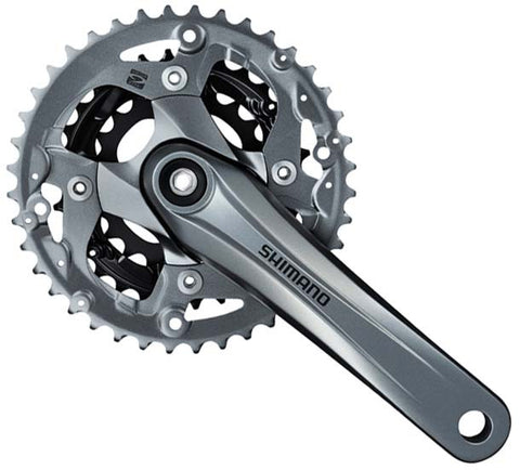 Shimano Alivio Triple Chainset 22/30/40T Octalink