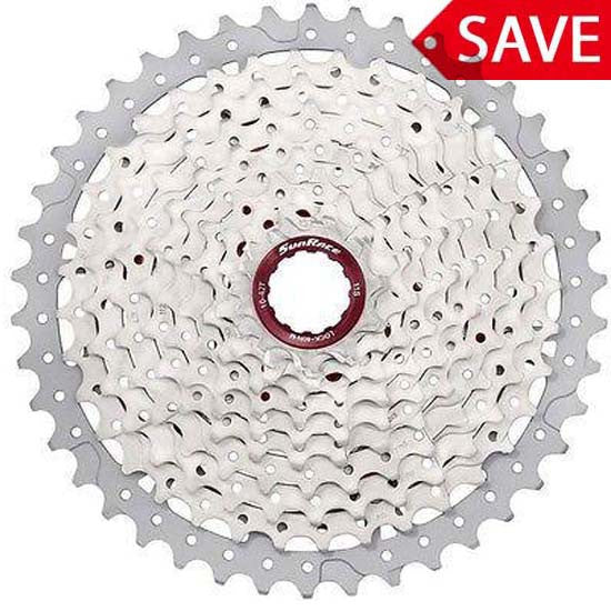 Sunrace MX8 11/40T 11 Speed Cassette MTB Bike Shimano / SRAM Compatible 11s 11-40T