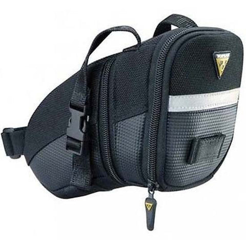 Topeak Expandable Aero Wedge Strap Saddle Bag MTB Bicycle Bike Pouch