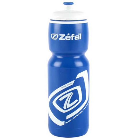Zefal Blue Water Bottle Mountain Bike MTB Bicycle Cycle 750ml