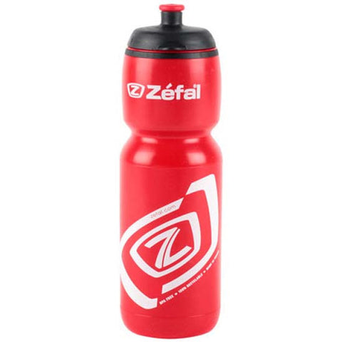 Zefal Red Water Bottle Mountain Bike MTB Bicycle Cycle 750ml