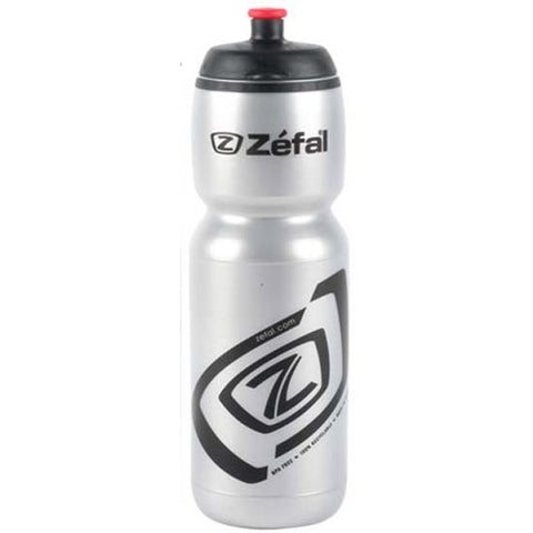 Zefal Silver Water Bottle Mountain Bike MTB Bicycle Cycle 750ml