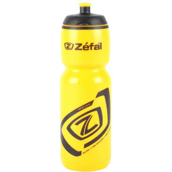Zefal Yellow Water Bottle Mountain Bike MTB Bicycle Cycle 750ml
