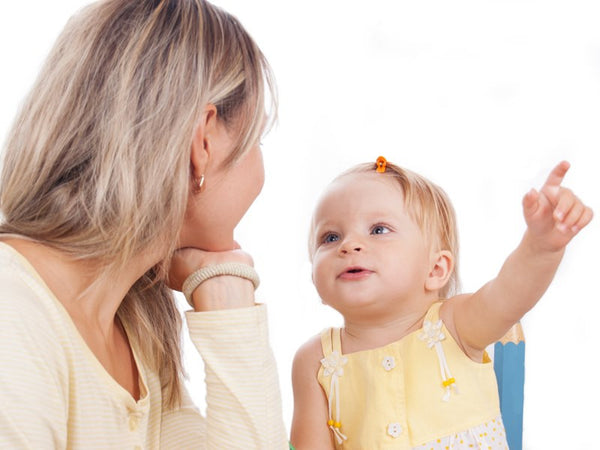 5 Ways To Teach Your Baby To Talk