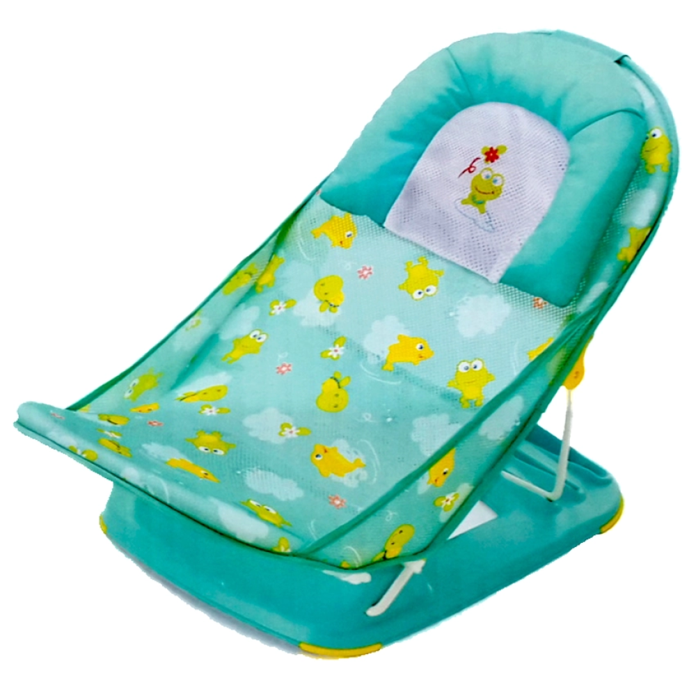 Deluxe Baby Bather (Green) - Ourkidseg