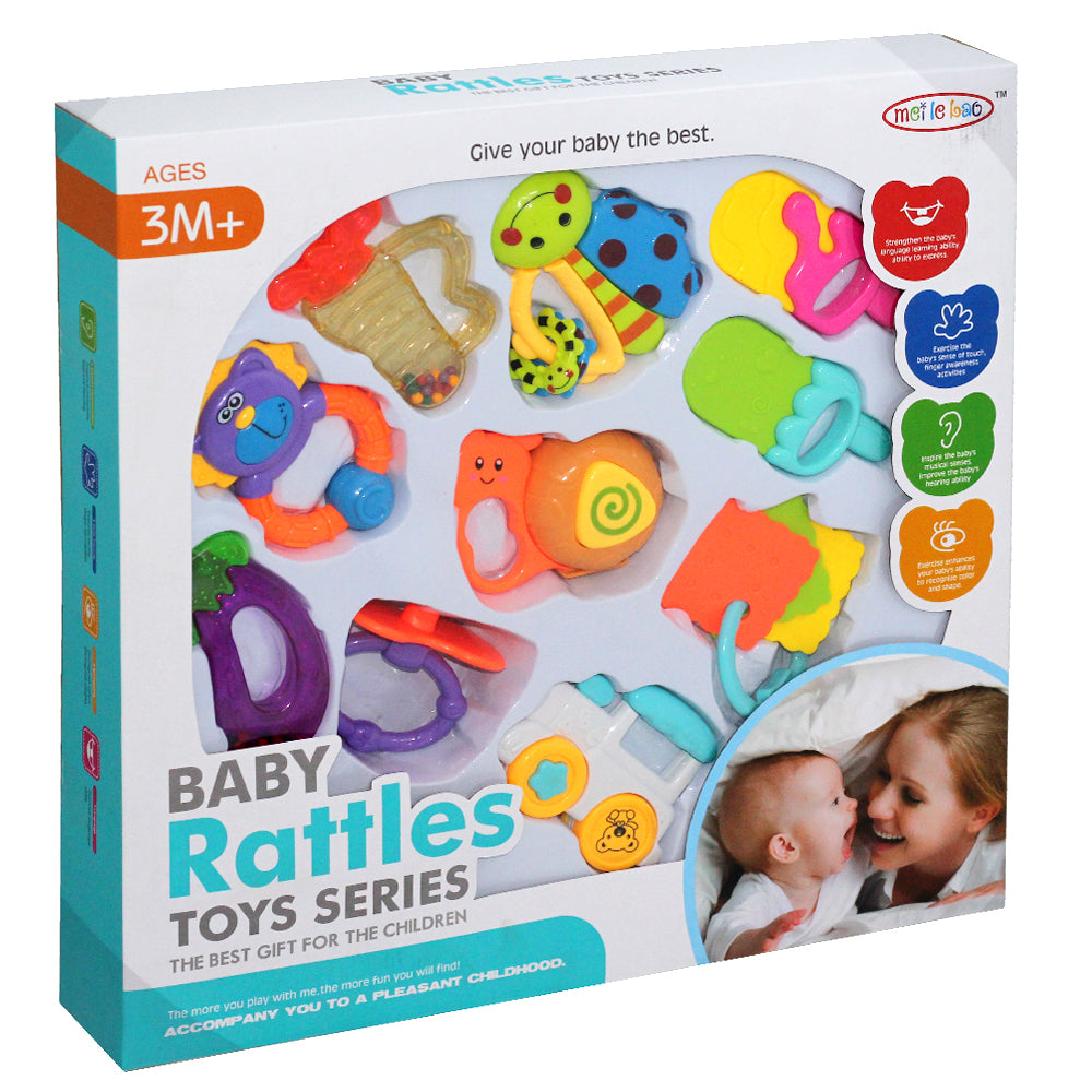 c01439f56 Baby Rattles Toys Series (+3 Months)