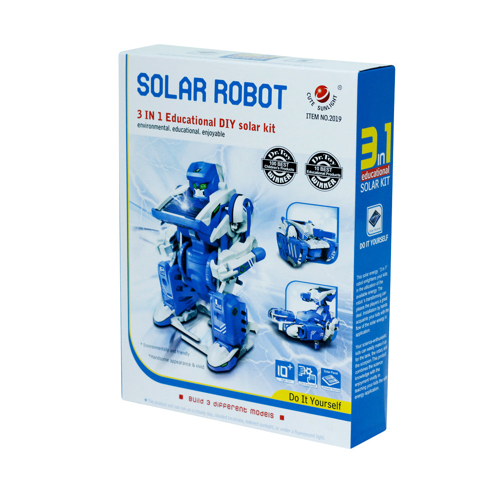 14 in 1 educational solar powered robot diy kit ourkidseg 3 in 1 educational solar robot kit solutioingenieria Image collections