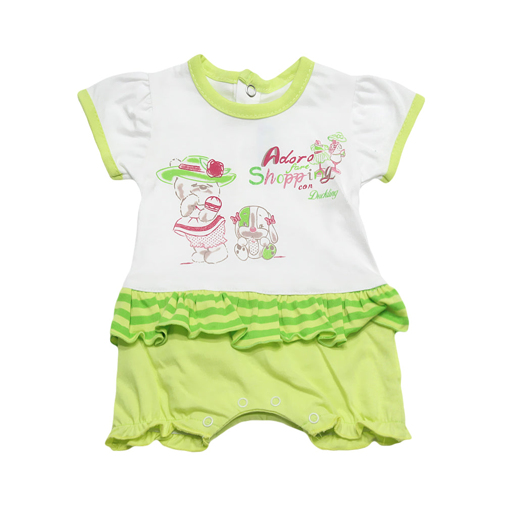 Baby & Toddler Clothing 6 Mth Latest Technology Dynamic Mint Green Onesie Clothing, Shoes & Accessories