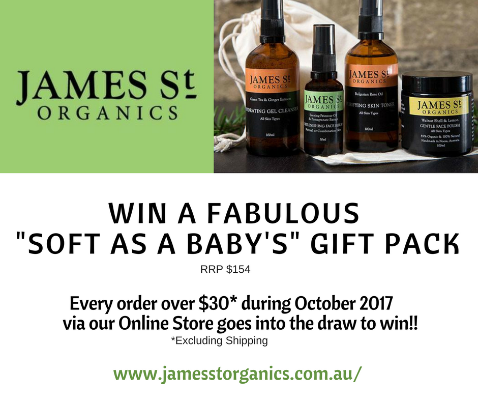 "Win a Fabulous ""Soft as a Baby's"" Gift Pack"