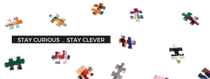 The Gifted Type | Stay Curious . Stay Clever | Shop Puzzles