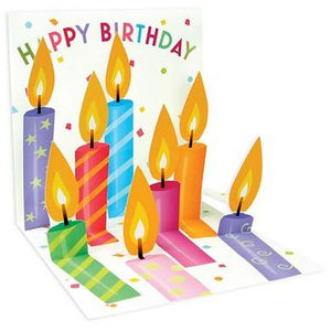 Birthday Candles - 1025