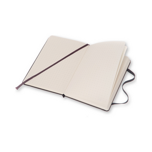 Moleskine Classic Pocket Hardcover Notebook | Dotted | The Gifted Type