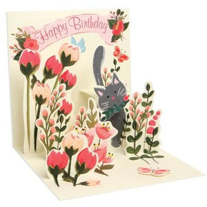 Botanical Cat - 1196