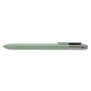 Moleskine Sage Green Click Pen | The Gifted Type