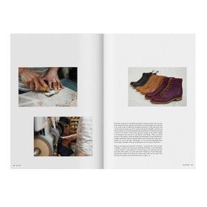 Maker's Magazine | Issue 6 Preview | The Gifted Type