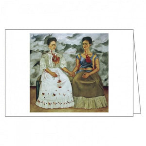 Boxed Notecards Fliptop Large Frida Kahlo Set Of 20 | The Gifted Type