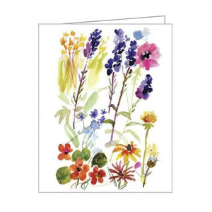 Boxed Notecards QuickNotes Watercolour Meadow Set Of 20 | The Gifted Type